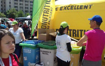 Prin educație și informare, Viitor Plus asigură un viitor reciclării