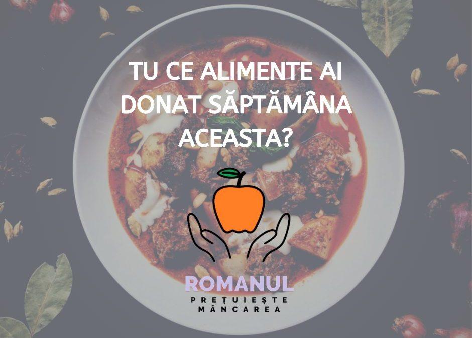 Cetățenii din municipiul Roman învață să prețuiască mâncarea